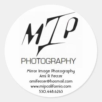 MIP advertisement Sticker