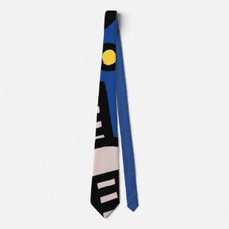 Mir-Altair Mission Patch Logo Neck Tie