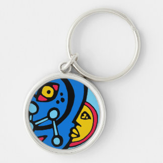 Mir-Cassiopee  Mission Patch Logo Keychain