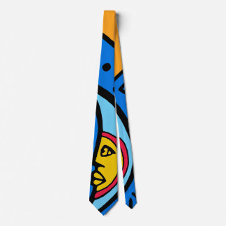 Mir-Cassiopee  Mission Patch Logo Neck Tie