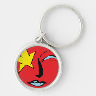 Mir-Perseus Mission Patch Keychains