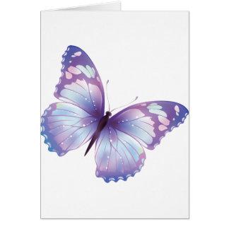 mira butterfly card