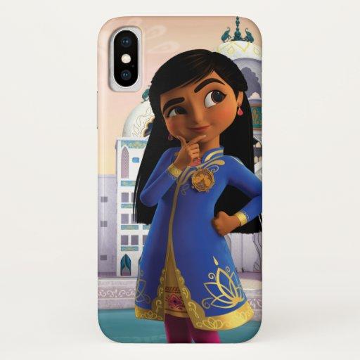 Mira | Detective Mode iPhone X Case