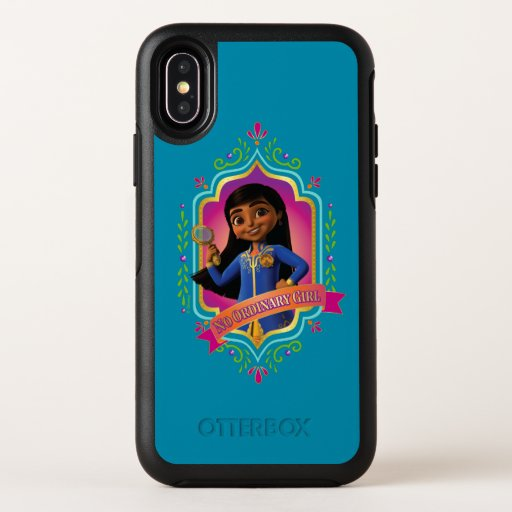 Mira | No Ordinary Girl OtterBox Symmetry iPhone X Case