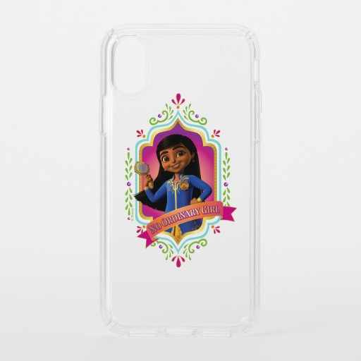 Mira | No Ordinary Girl Speck iPhone XS Case