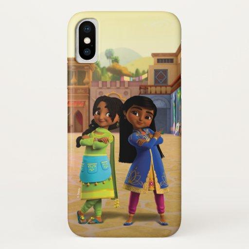 Mira & Priya iPhone X Case