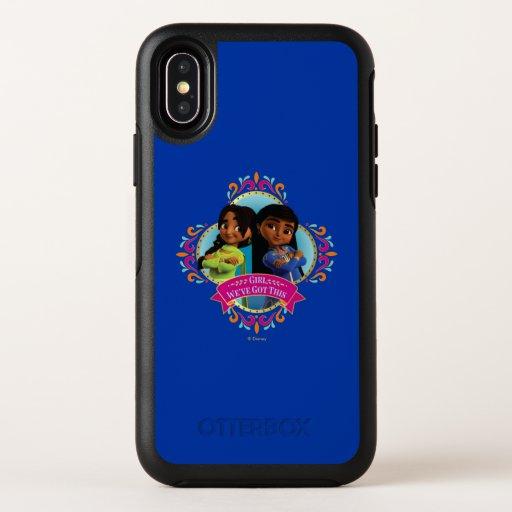 Mira & Priya | We've Got This OtterBox Symmetry iPhone X Case