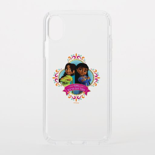 Mira & Priya | We've Got This Speck iPhone XS Case