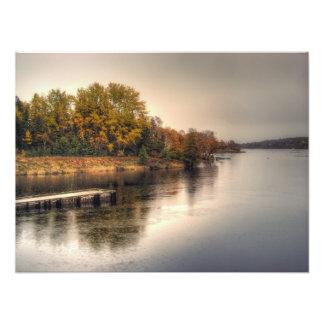 Mira River Marion Bridge Cape Breton Island Art Photo