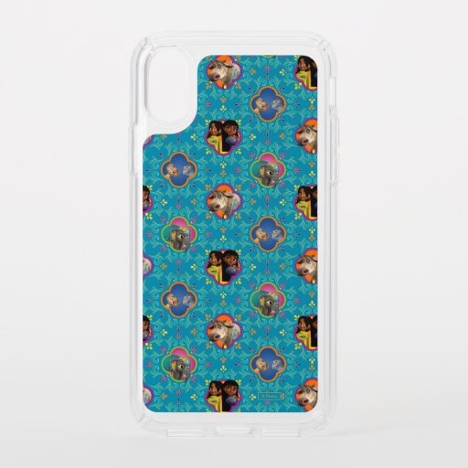 Mira, Royal Detective | Character Pattern Speck iPhone XS Case