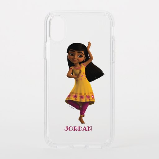Mira, Royal Detective Speck iPhone XS Case