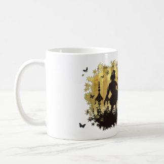 Mirabai Jasper's Butterfly Circus Mug