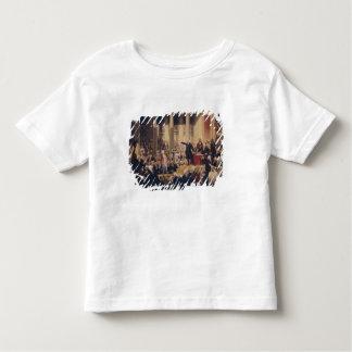 Mirabeau and Monsieur de Dreux-Breze Toddler T-shirt
