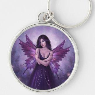 Mirabella Butterfly Fairy Premium Keychain