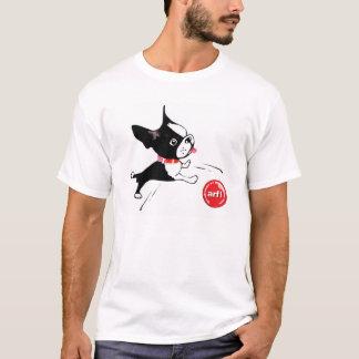 Mirabelle the boston terrier bounce Tshirt