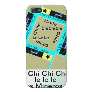 Miracle at the mine Chile Miners iPhone 5 Case