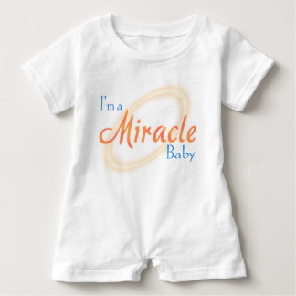 Miracle Baby Baby Romper