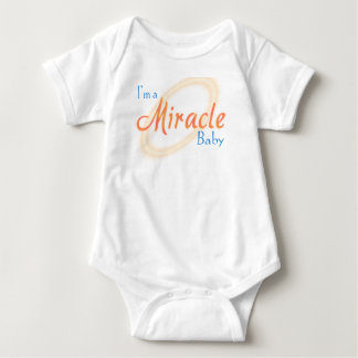 Miracle Baby Body Suit Baby Bodysuit