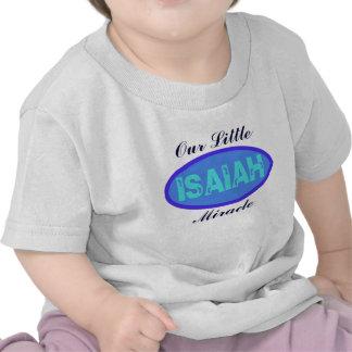 Miracle Baby Isaiah T-Shirt