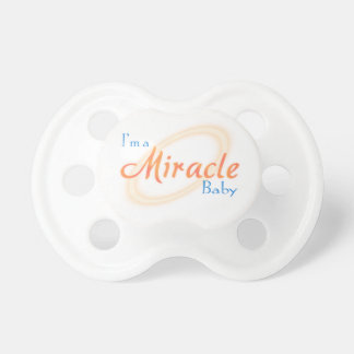 Miracle Baby Pacifier