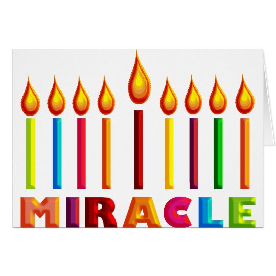 Miracle Card