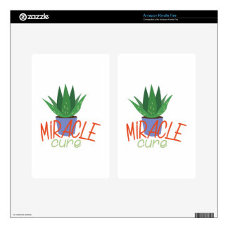 Miracle Cure Kindle Fire Skin