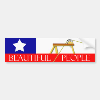 Miracle in Chile Bumper Sticker