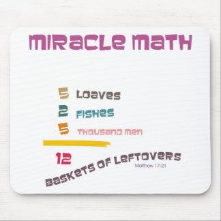 Miracle Math Mouse Pad