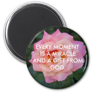 MIRACLE MOMENTS 2 INCH ROUND MAGNET