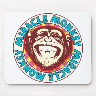 Miracle Monkey Mouse Pad