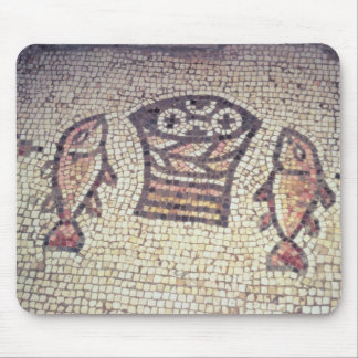 Miracle of the Bread and the Fishes Mouse Pad