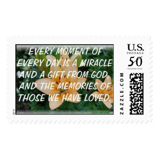 MIRACLE POSTAGE STAMP
