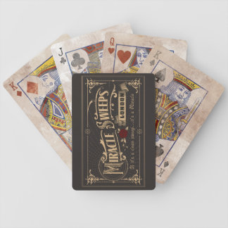 Miracle Sweeps HIGH QUALITY Playing Cards
