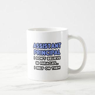 Miracles and Assistant Principals Mugs