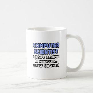 Miracles and Computer Scientists Mug