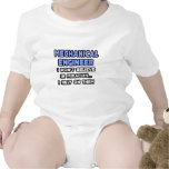 Miracles and Mechanical Engineers Baby Bodysuit
