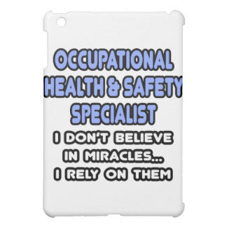 Miracles and Occ Health and Safety Specialists iPad Mini Cover