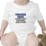 Miracles and Pediatric Nurses T-shirt