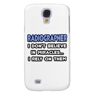 Miracles and Radiographers Galaxy S4 Case