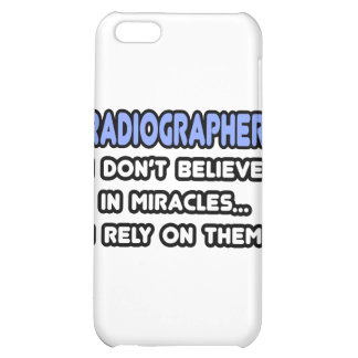 Miracles and Radiographers iPhone 5C Case