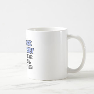 Miracles and Radiologic Technologists Mugs