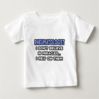 Miracles and Rheumatologists Baby T-Shirt