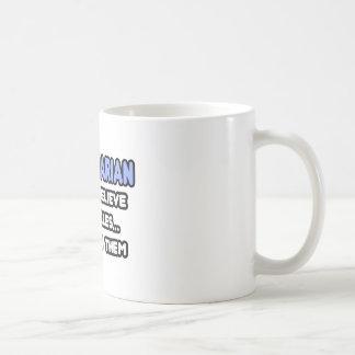 Miracles and Veterinarians Mug