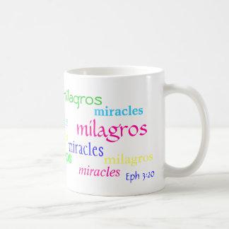 Miracles Are All Around Us Coffee Mug