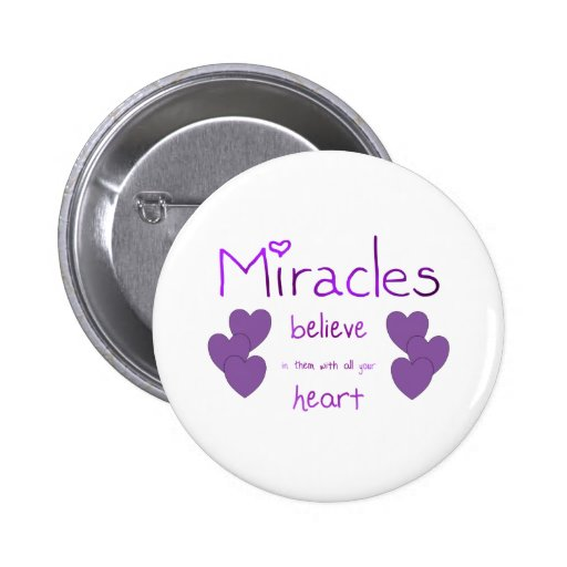 Miracles Button
