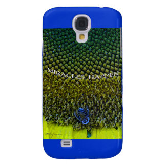 Miracles Happen, Bluebee Samsung Galaxy S4 Case