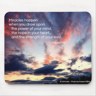 Miracles... Mouse Pad