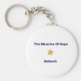 Miracles Of Hope Network Keychains