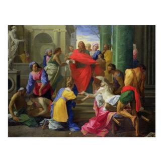 Miracles of St. Paul at Ephesus, 1693 Postcard