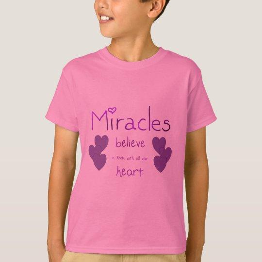 Miracles T-Shirt